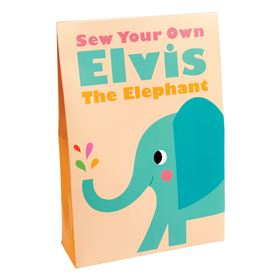 sew your own elvis the elephant