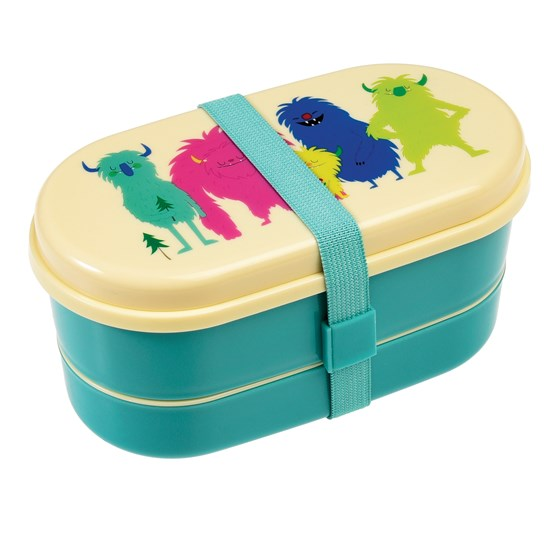 monsters of the world bento box