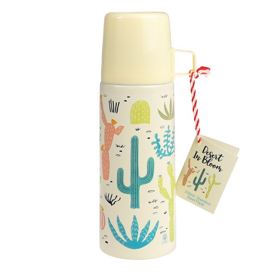 "thermosflasche ""desert in bloom"""