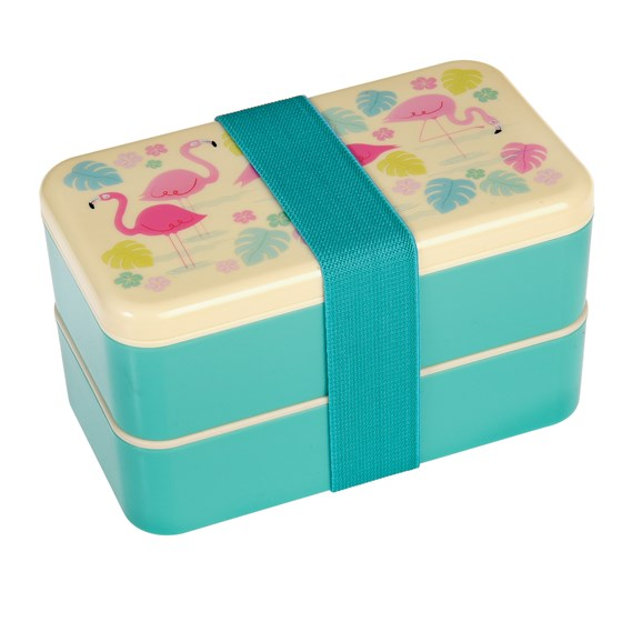flamingo bay adult bento box