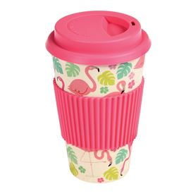 coffee-to-go-becher desert flamingo bay