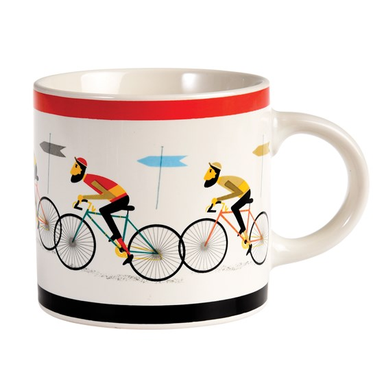 "kaffeebecher ""le bicycle"""