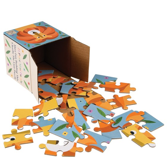 charlie the lion 24 piece mini puzzle