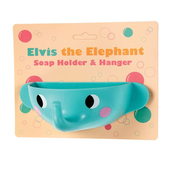 ELVIS THE ELEPHANT SOAP DISH