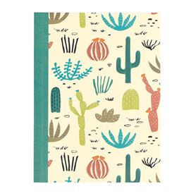 "notizbuch ""desert in bloom"" din a6"