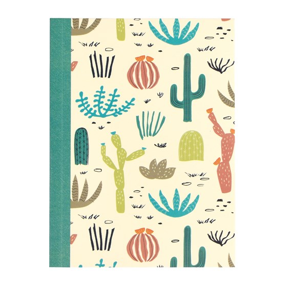 DESERT IN BLOOM A6 NOTEBOOK