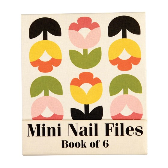 TULIP BLOOM MINI NAIL FILES
