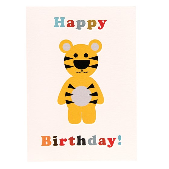 jelly cubs happy birthday card