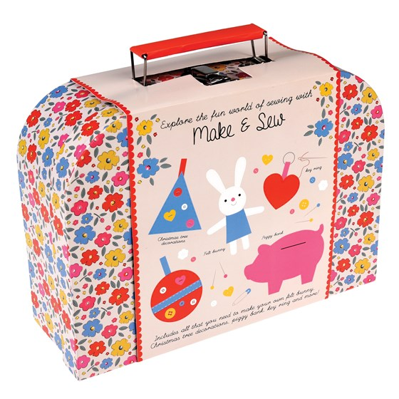 make and sew suitcase