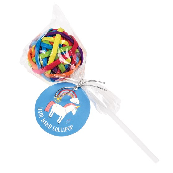 magical unicorn hair band lollipop