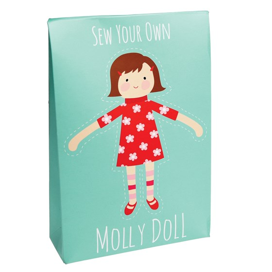 "bastelset ""molly doll"""