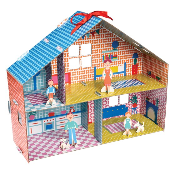 make your own dolls house