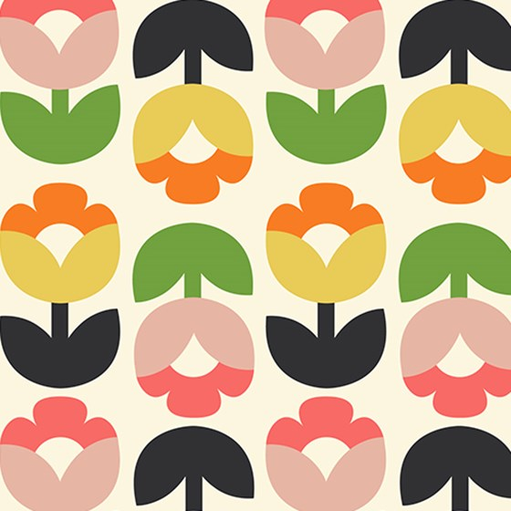 TULIP BLOOM WRAPPING PAPER