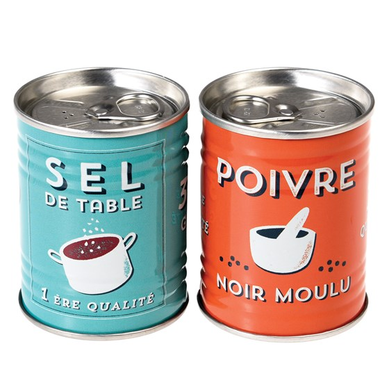 sel et poivre salt and pepper set