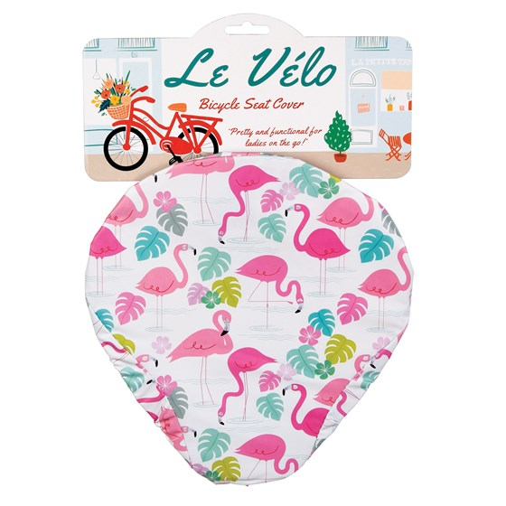 flamingo bay bicycle seat cover