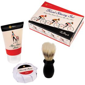 le bicycle travel shaving kit