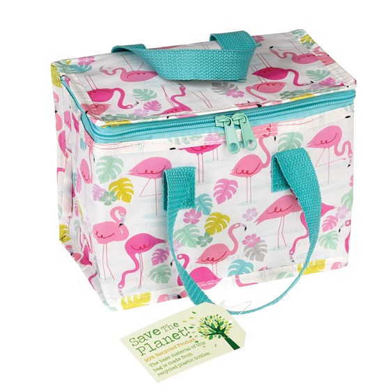 "isolierte snacktasche ""flamingo bay"""