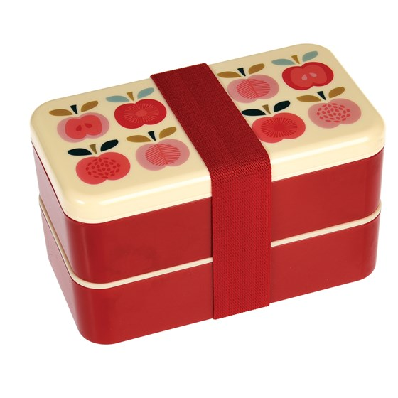 VINTAGE APPLE ADULT BENTO BOX