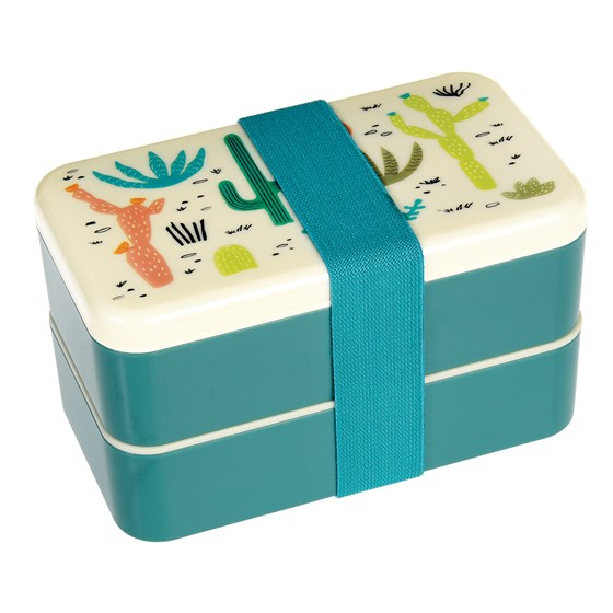 "grosse bento-box ""desert in bloom"""