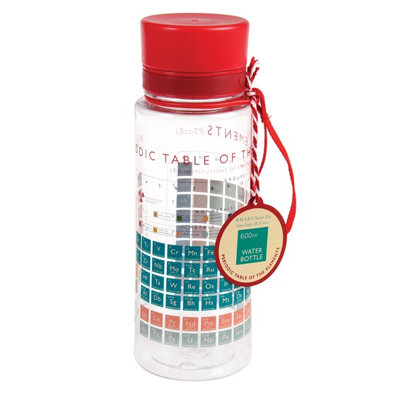 "wasserflasche ""periodic table"""