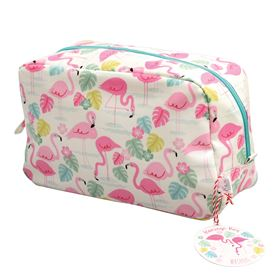 "trousse de toilette ""flamingo bay"""