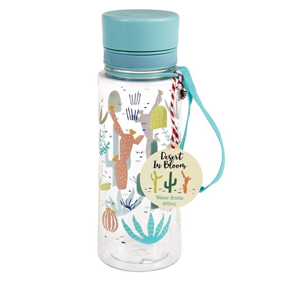 "wasserflasche ""desert in bloom"""