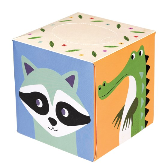 "tissuebox ""colourful creatures"""