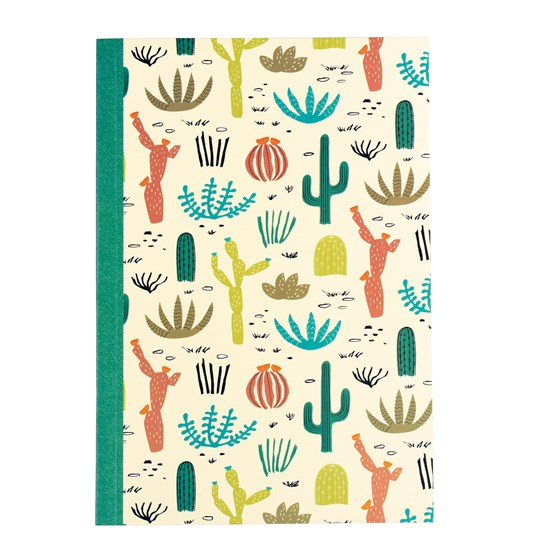 DESERT IN BLOOM A5 NOTEBOOK