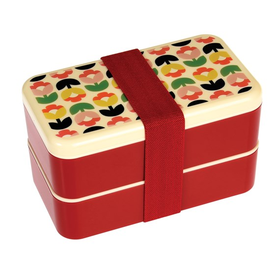 tulip bloom adult bento box
