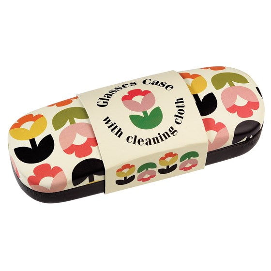 TULIP BLOOM GLASSES CASE & CLEANING CLOTH