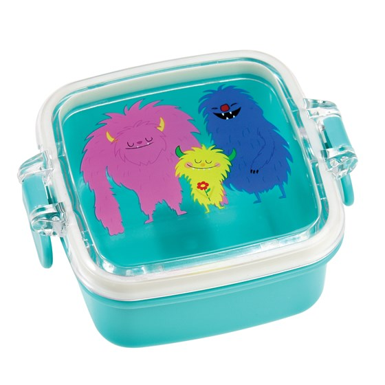 MONSTERS OF THE WORLD MINI SNACK POT
