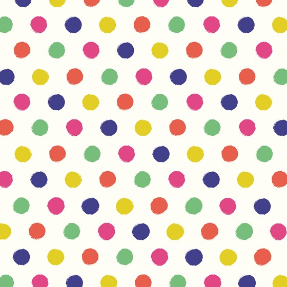 PARTY SPOTS WRAPPING PAPER