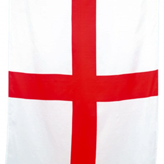 ENGLAND WORLD CUP FLAG