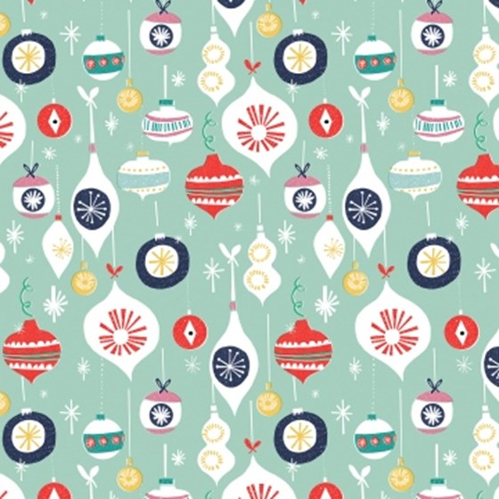 JOLIE NOEL CHRISTMAS WRAPPING PAPER