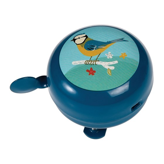BLUE TIT BICYCLE BELL