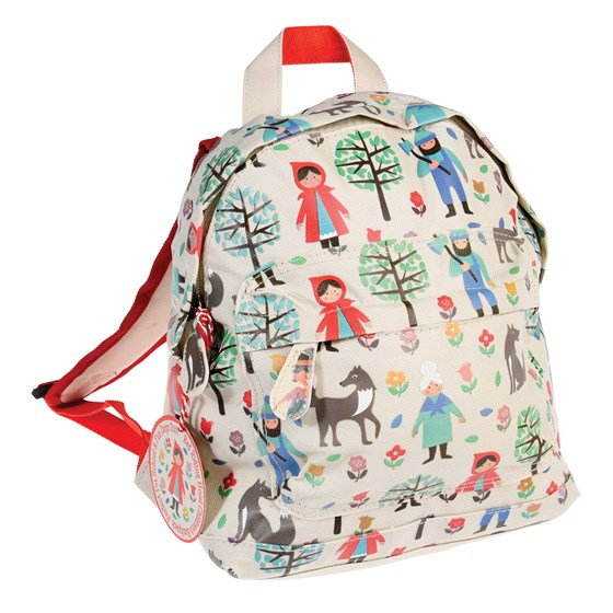 mini mochila red riding hood