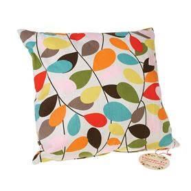 vintage ivy cushion with pad
