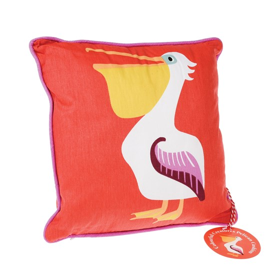pelican children cushion with pad