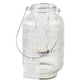 honeycomb tea light holder clear