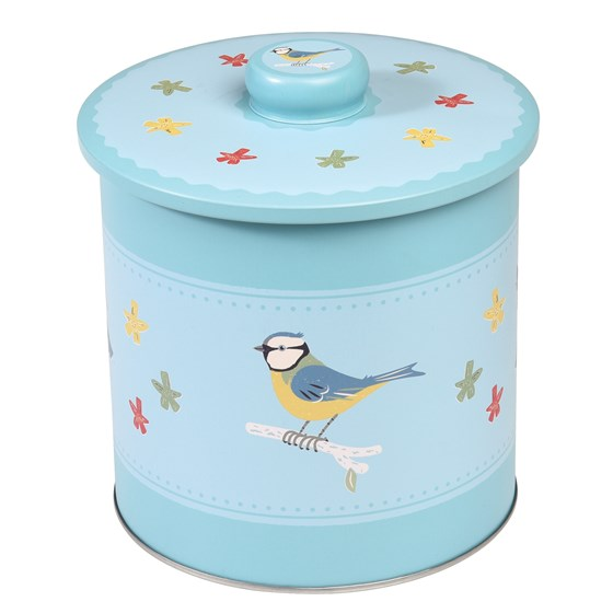 "baril de biscuit ""blue tit"""