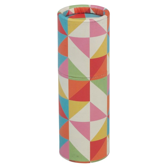 "dose mit 12 buntstiften ""multicolour geometric design"""