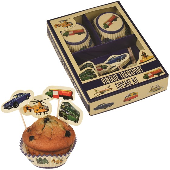 "kit cupcake "" vintage transport"""