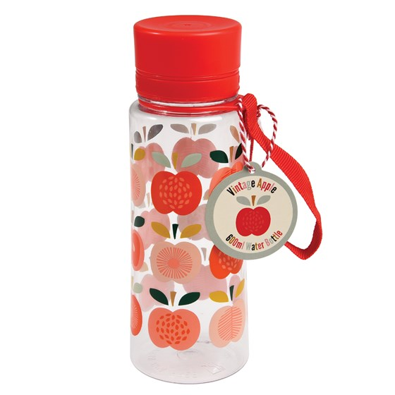 VINTAGE APPLE WATER BOTTLE