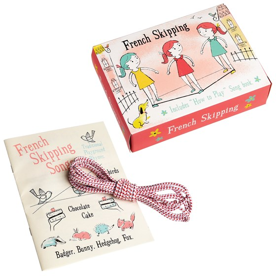 FRENCH SKIPPING SET