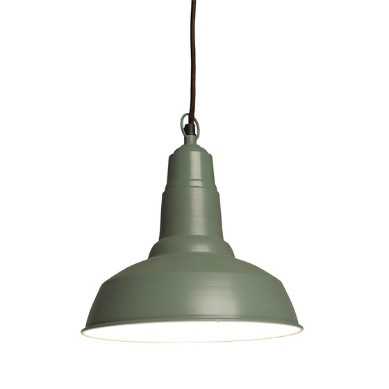 SMALL UTILITY LIGHT ROYAL GREEN