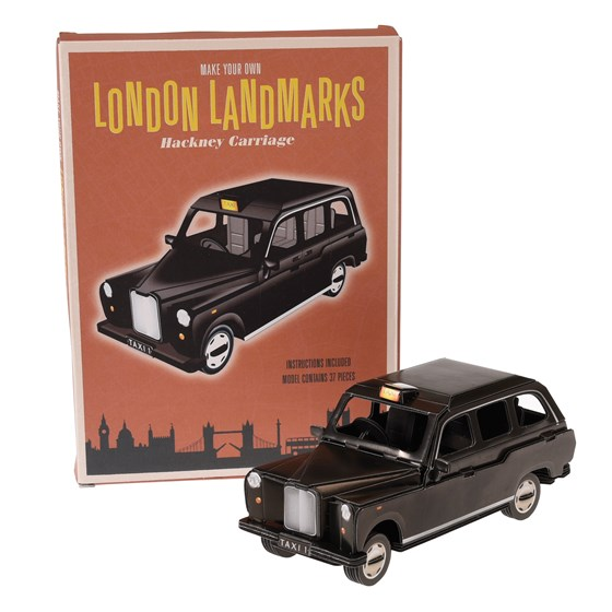 make your own london taxi