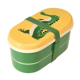 harry the crocodile bento box