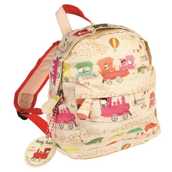 "kinderrucksack ""party train"""
