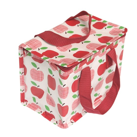 apples design lunch bag