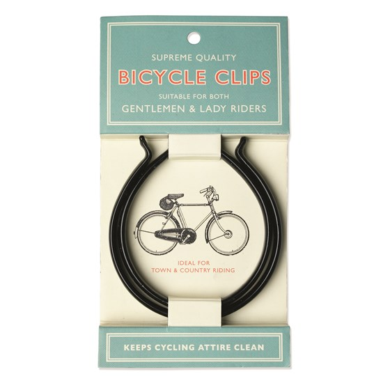CLASSIC BICYCLE CLIPS